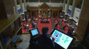 Top issues dominating the B.C. legislature sitting