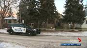 Play video: Homicide detectives investigating deaths of 2 people in south Edmonton home