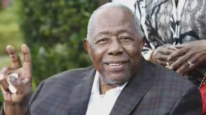 Baseball Hall of Famer Hank Aaron dies at 86 (02:26)