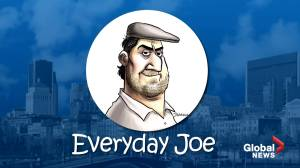 Everyday Joe: Quebec's COVID situation is looking good (02:02)