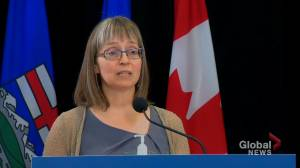 Alberta to offer 3rd COVID-19 vaccine doses to certain immunocompromised patients (01:57)