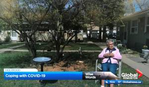 Wise Words: Seniors dole out advice for coping with COVID-19