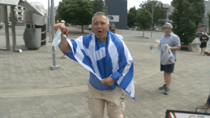 FIBA Tournament: fans return to live sporting events in B.C. (02:09)