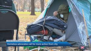 Homelessness in Toronto getting worse every year: advocate (04:29)
