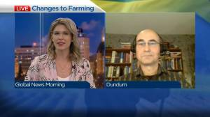 New report warns of concerning trend in farming (03:46)