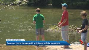 Coronavirus: CampTO launches summer camp with restrictions