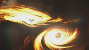 UBC researchers help detect massive black hole collision