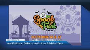 Frightful family fun at Spookfest Toronto