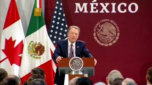 Lighthizer says U.S. is invested in Mexico's success as countries sign trade deal