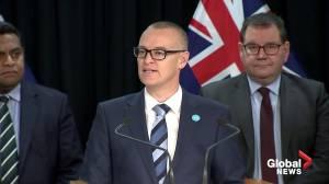 Coronavirus: New Zealand's health minister resigns after coronavirus criticism