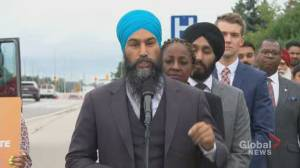 Federal Election 2019: Singh says NDP will commit to funding for new Brampton, Ont. hospital