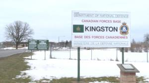 4 Royal Military College cadets in precautionary COVID-19 isolation at CFB Kingston