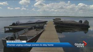 Premier Doug Ford tells people to avoid cottage country