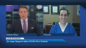 Is Ontario's stay-at-home order working? Doctor answers latest covid-19 questions (05:30)