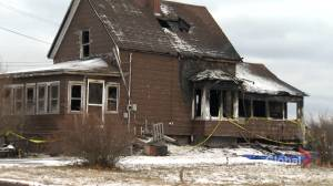 2 charges laid in relation to fatal house fire in Amherst