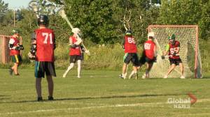 Saskatoon field lacrosse adapting to coronavirus protocols as play resumes
