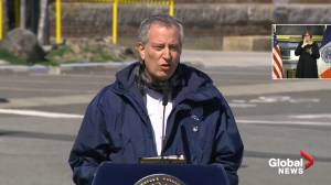 Coronavirus outbreak: Mayor de Blasio says NYC may resort to temporary burials amid COVID-19 pandemic