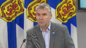 Coronavirus outbreak: N.S. premier announces 2 new COVID-19 deaths in long-term care home (02:48)