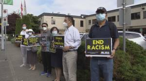 Advocates rally ahead of Richmond suspects court appearance (01:48)