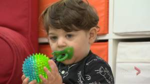 Toronto family of high-risk child urges public to practice physical distancing