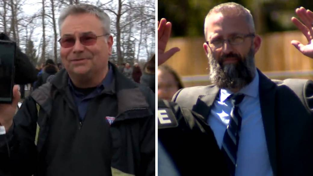 Click to play video: 'Calgary pastor and mayoral candidate released after alleged COVID-19 violations'
