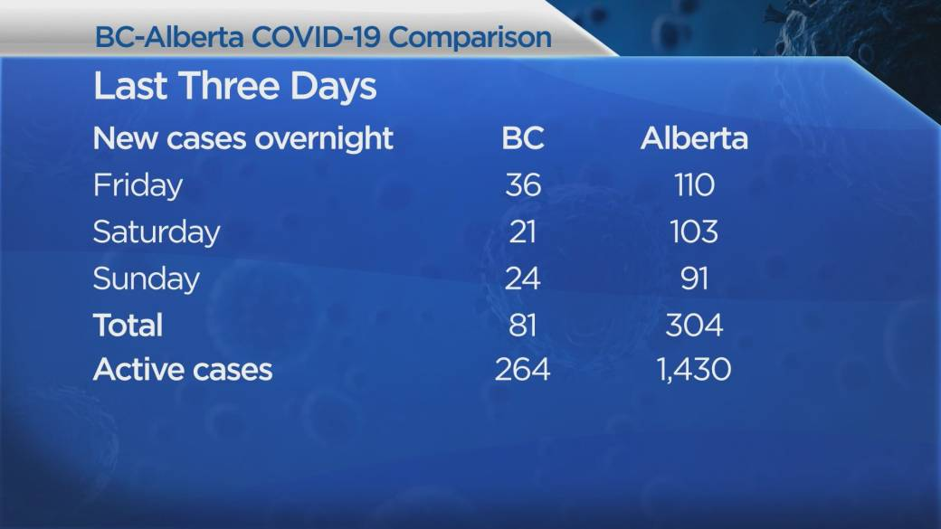 Limits On Capacity Of Short Term Rentals As B C Reports 81 New Cases Of Covid 19 Globalnews Ca