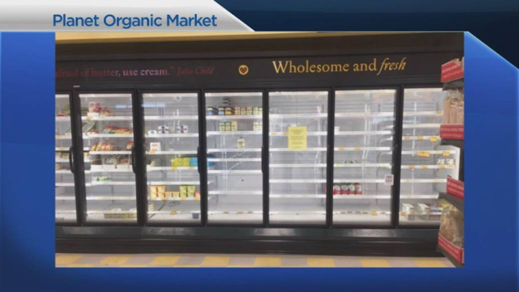 Planet Organic shelves empty as Alberta vendors claim they are owed money