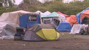 B.C. government begins clearing homeless camps in Vancouver and Victoria