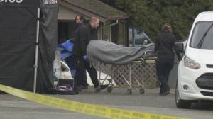 Early morning homicide in Surrey alarms Clayton Heights residents