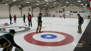 Team Kleiter perfecting the balance between life and curling