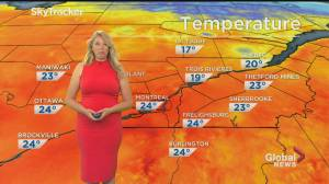 Global News Morning weather forecast: May 27, 2020