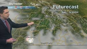 Kelowna Weather Forecast: January 8 (03:42)