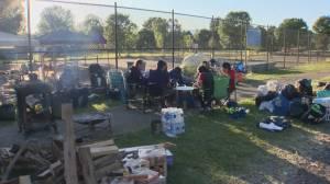 Police arrest 46 people while enforcing injunction at Vancouver's CRAB Park
