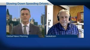 Saskatoon councillor's proposal to address speeding (04:22)