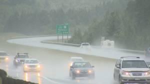 Hurricane Dorian: Wind, rain from storm thrash southern New Brunswick