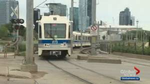 Edmonton transit resumes charging fares on LRT and buses