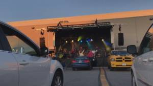 Peterborough Memorial Centre drive-in concert series returns in June (01:57)