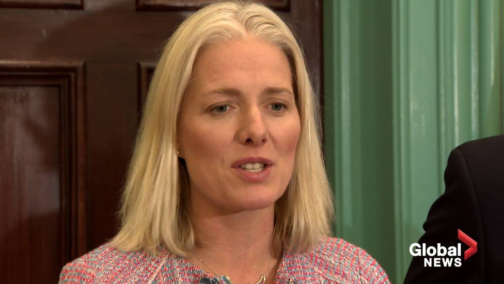 'I think it can get done,' Minister McKenna says about new LeBreton Flats vision