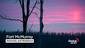 Fort McMurray residents reflect back on fires, floods and more (03:37)