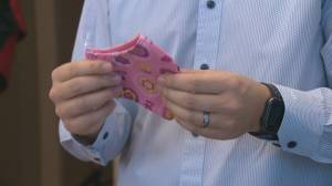 Edmonton dry-cleaner to begin production of cloth face masks to slow spread of COVID-19