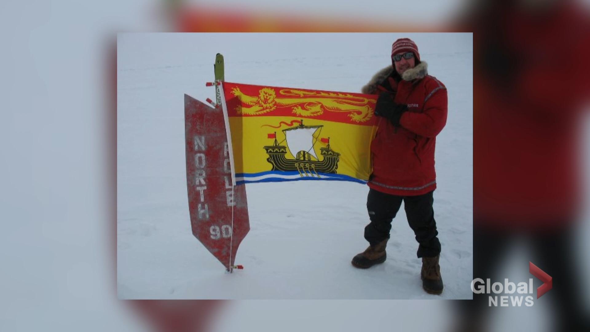New Brunswicker to trek across Antarctica for mental health awareness