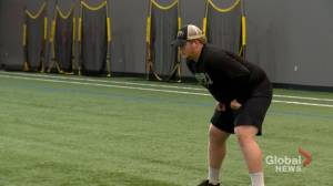 Saskatchewan SWAT alum eagerly awaiting National Lacrosse League draft