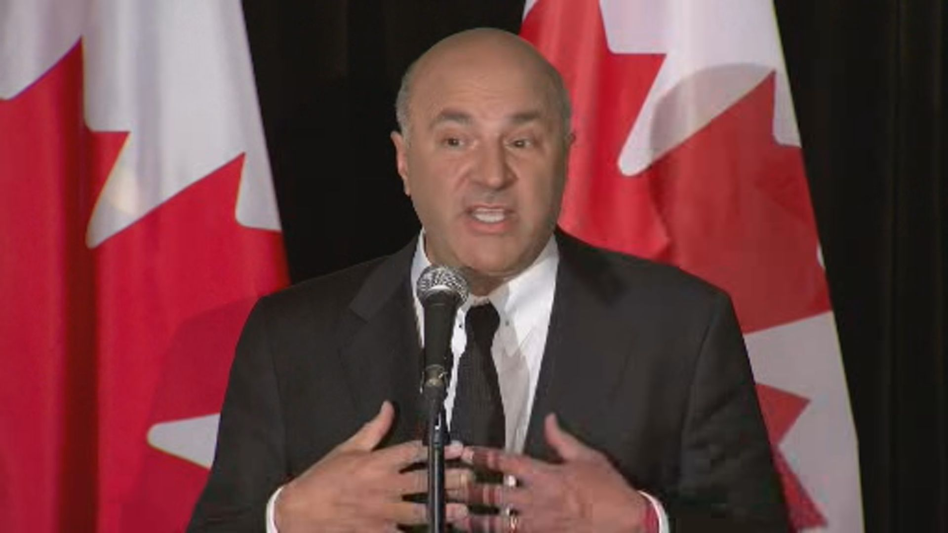 Kevin O'Leary's wife charged in last month's fatal boat crash in Muskoka area
