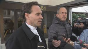 Cameron Ortis' lawyer says client 'disappointed' after judge revokes bail