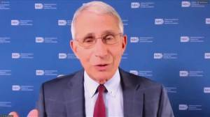 Coronavirus: U.S. needs 'to be doing much better' amid pandemic, Fauci says