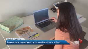 Coronavirus: Parents look to pandemic pods as alternative to school