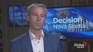 N.S. election: Progressive Conservative leader Tim Houston sits down for 1-on-1 interview (17:18)