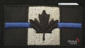 Saint John Police ordered to stop wearing 'thin blue line' patches (02:00)