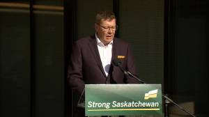 Sask. Party Leader Scott Moe discloses unknown impaired driving charge (00:48)