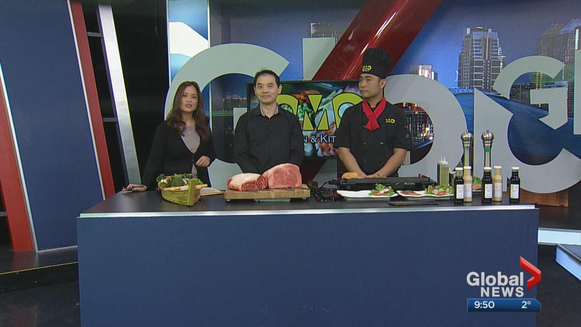 Calgary Japanese restaurant takes traditional teppanyaki twist on restaurant menu staple